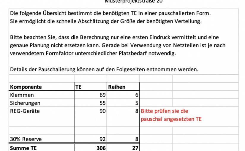 v1.21 Export aller Geräte und Klemmen sowie TE Berechnung